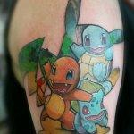 Why people get Pokemon tattoos on their body? 97