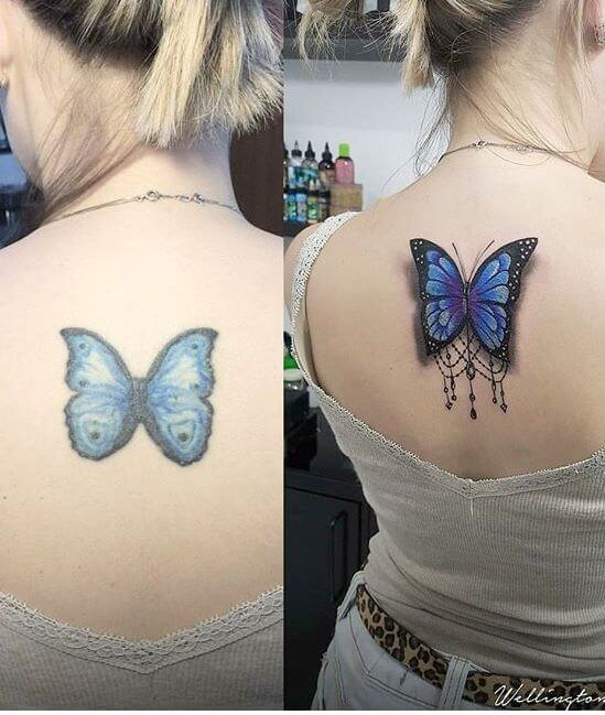 Smart tattoo cover up ideas that will amaze you 2