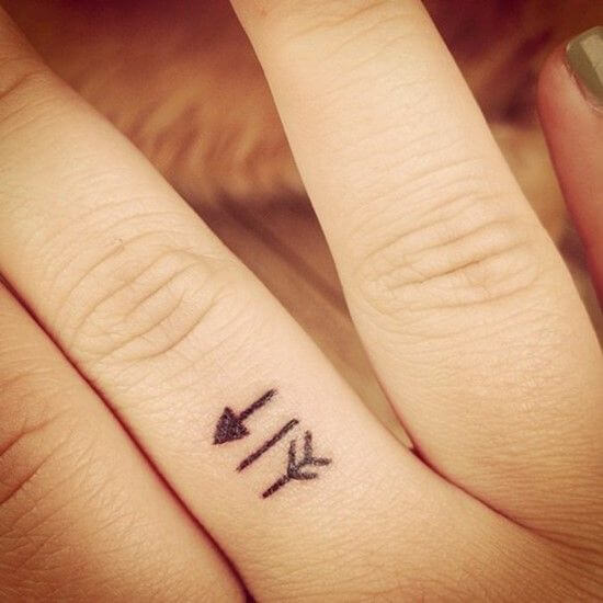 Learn the various Arrow tattoo meanings 3