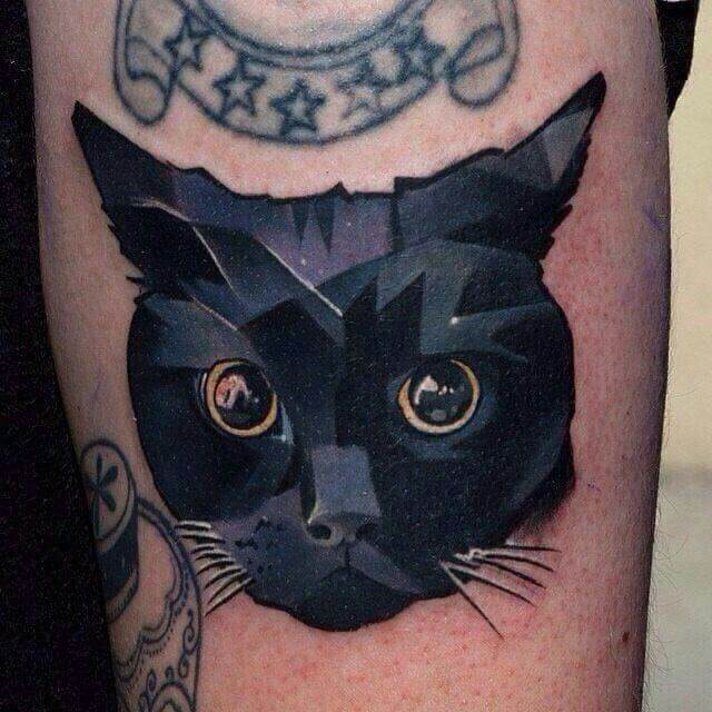 The most loved cat tattoos ideas ever! 7