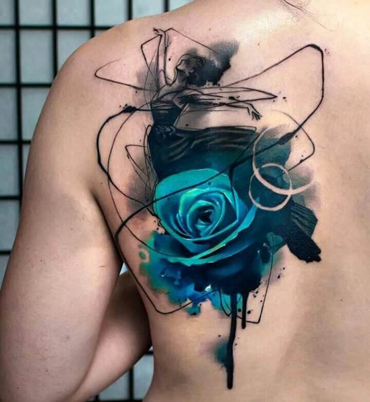 Smart tattoo cover up ideas that will amaze you 27