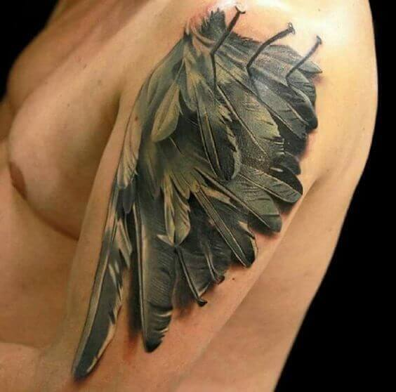 Learn the various Arrow tattoo meanings 24