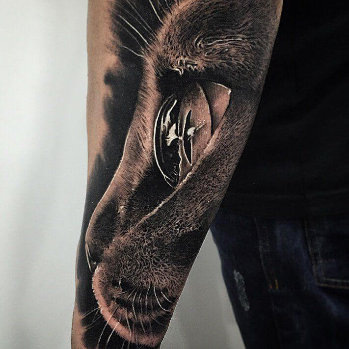 The most loved cat tattoos ideas ever! 19