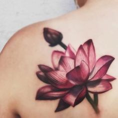 Lotus Flower Tattoo meaning and symbolism 16