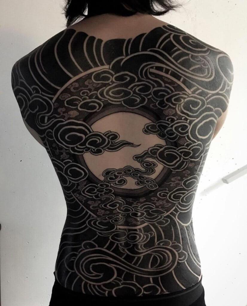 Full body tattoo ideas for Men 20