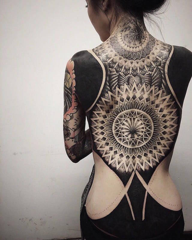 Smart tattoo cover up ideas that will amaze you 38
