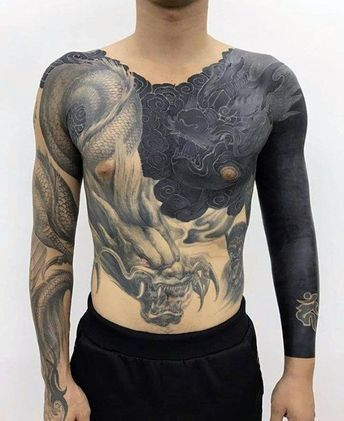Smart tattoo cover up ideas that will amaze you 44