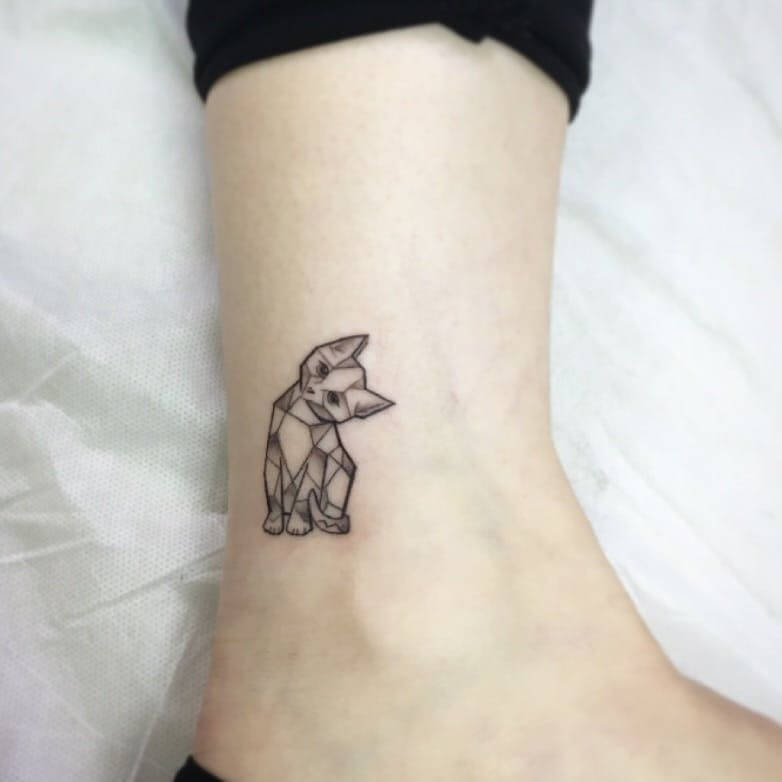The most loved cat tattoos ideas ever! 28