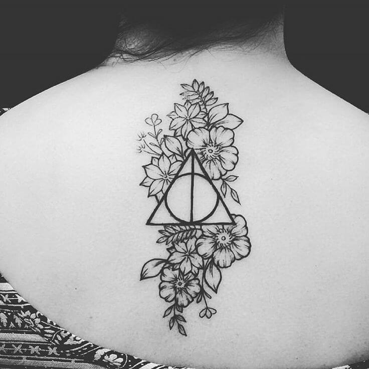 Mesmerizing Harry Potter tattoo ideas for men 48