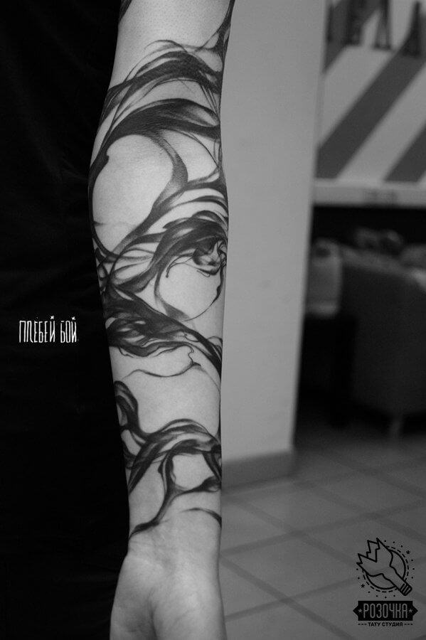 Mindblowing abstract tattoo ideas for men and women 3