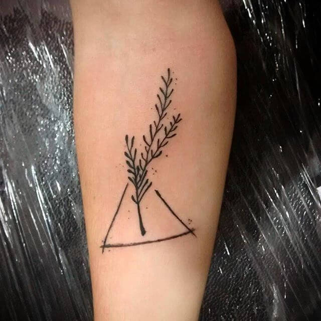 Mesmerizing Harry Potter tattoo ideas for men 44