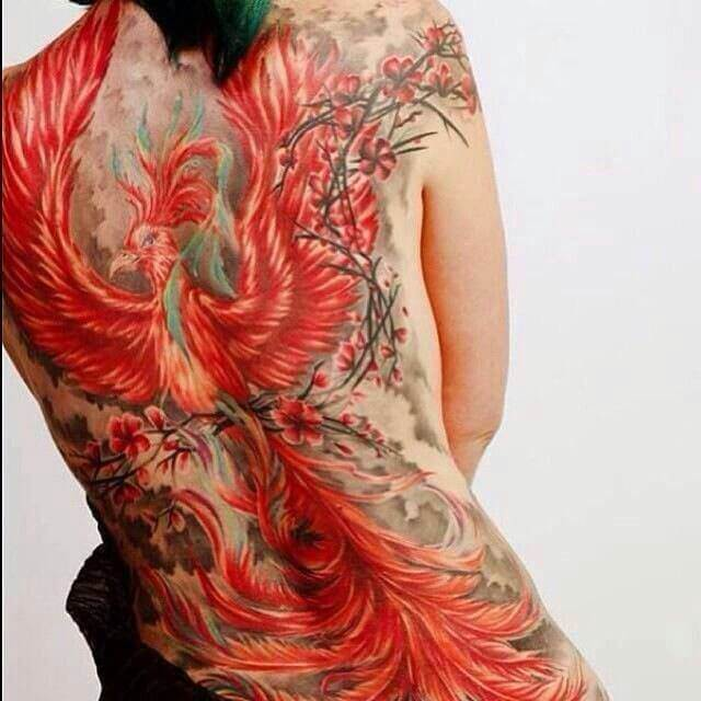 The Most Loved Bird Tattoos for men 12