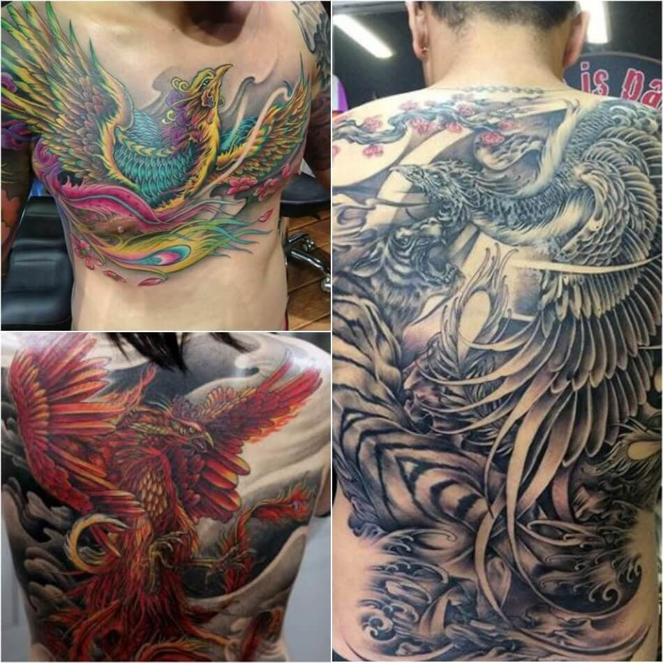The Most Loved Bird Tattoos for men 7