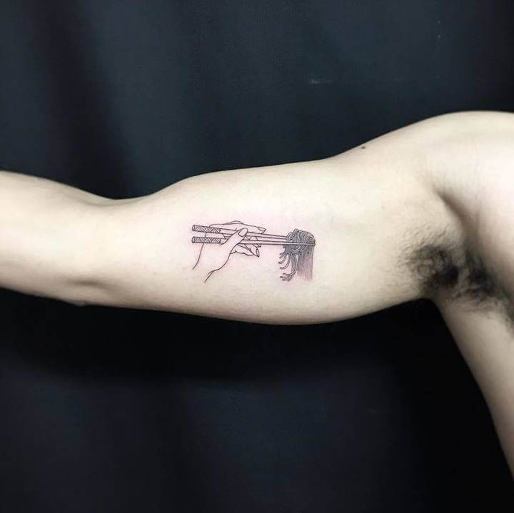 Small tattoo ideas for men that are timeless 7
