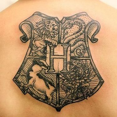 Mesmerizing Harry Potter tattoo ideas for men 18