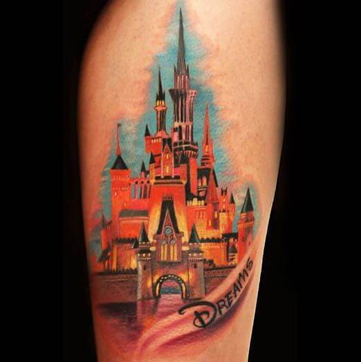 Mesmerizing Harry Potter tattoo ideas for men 5