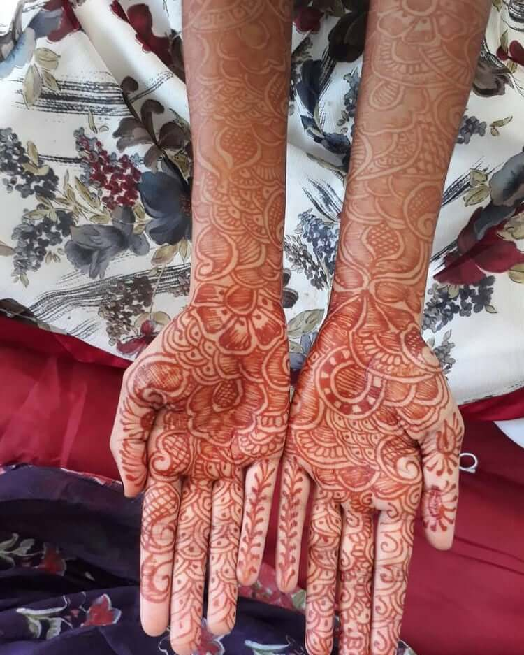 Temporary Art: Henna Tattoos 5