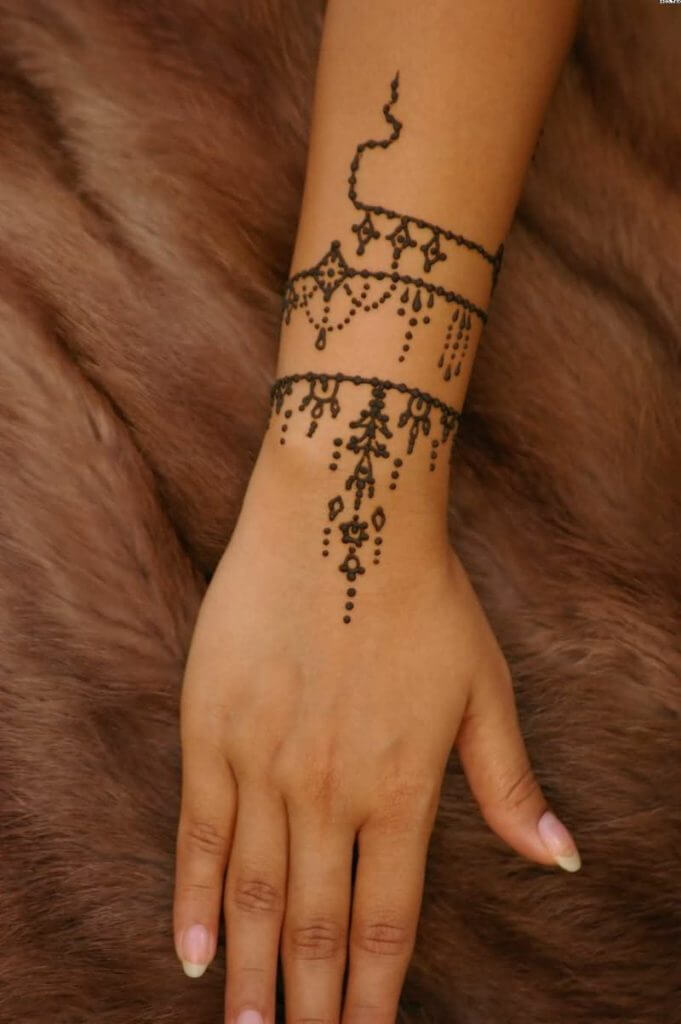 Armband tattoo ideas that will sweep you off your feet 5
