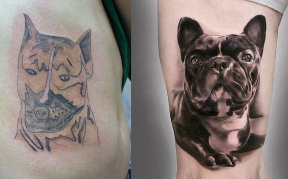 cheap tattoo vs expensive