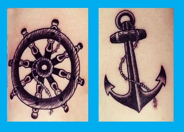 Ocean tattoos that are exceptionally beautiful 15