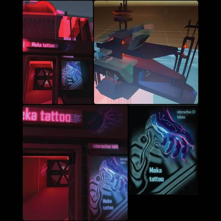 The Ins and Outs of UV Ink Tattoos 3