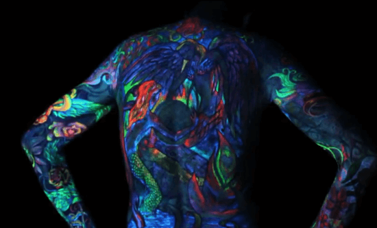 The Ins and Outs of UV Ink Tattoos 6
