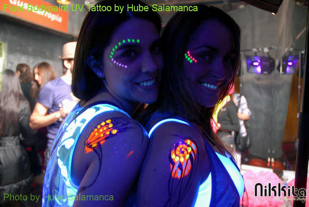 The Ins and Outs of UV Ink Tattoos 7
