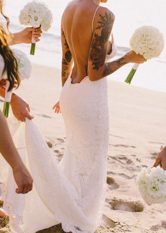Should you hide your tattoos for wedding? 1