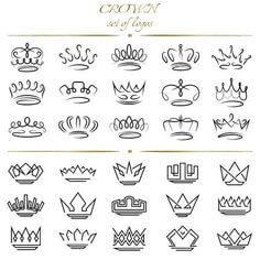 Get a feel of royalty with crown tattoos 3
