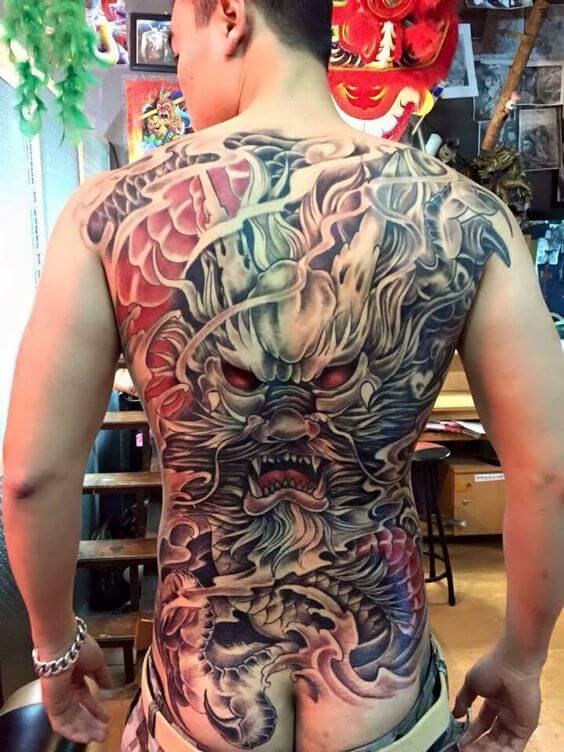 Find the Perfect Japanese Dragon Tattoo for You 2