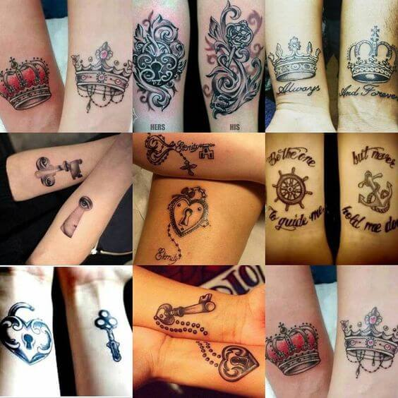 How to Pick a Matching Tattoo 9