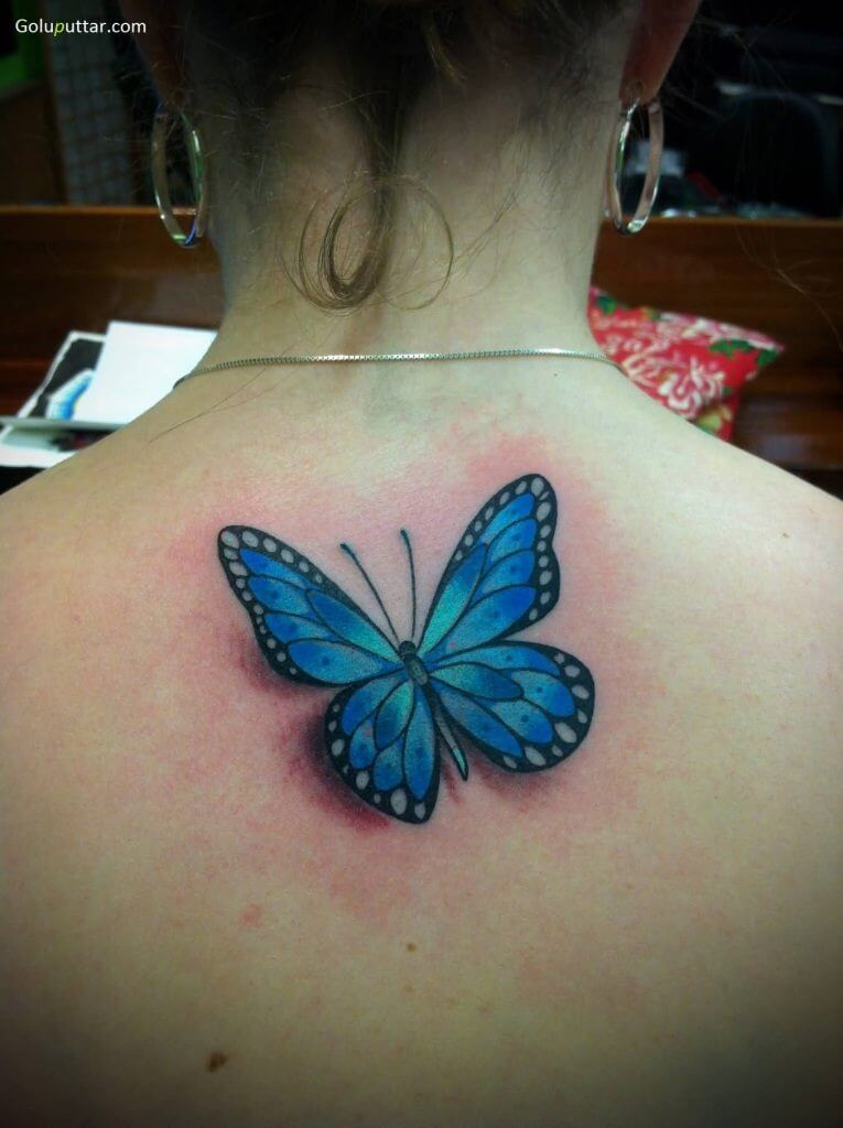 814801f09 Butterfly Fairy Tattoo Design Ideas with Pictures Gallery
