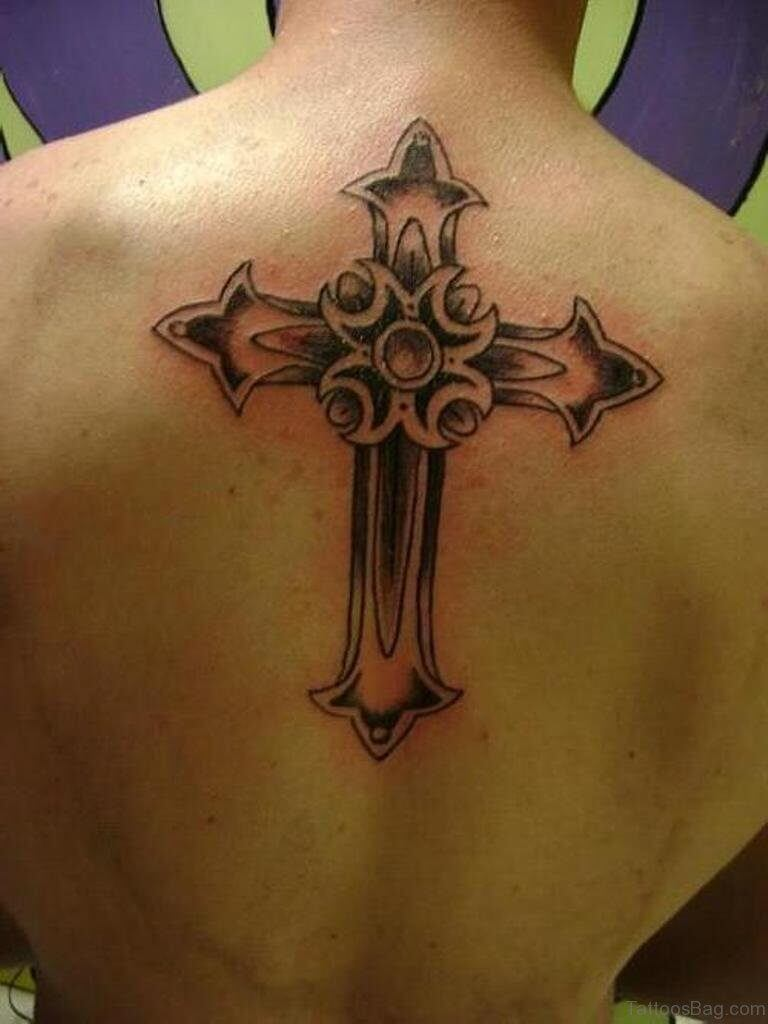 How to Find Cross Tattoo Designs 17