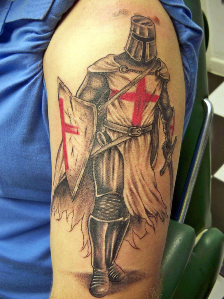 How to Find Cross Tattoo Designs 27