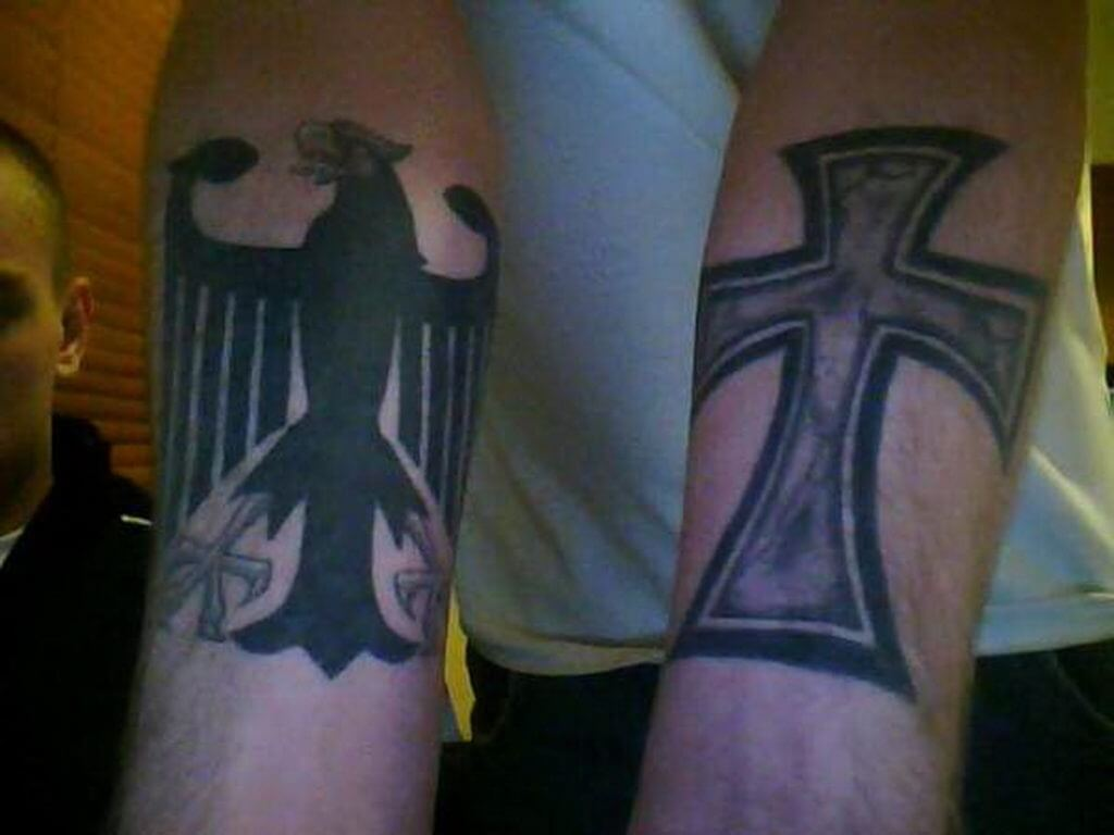How to Find Cross Tattoo Designs 28