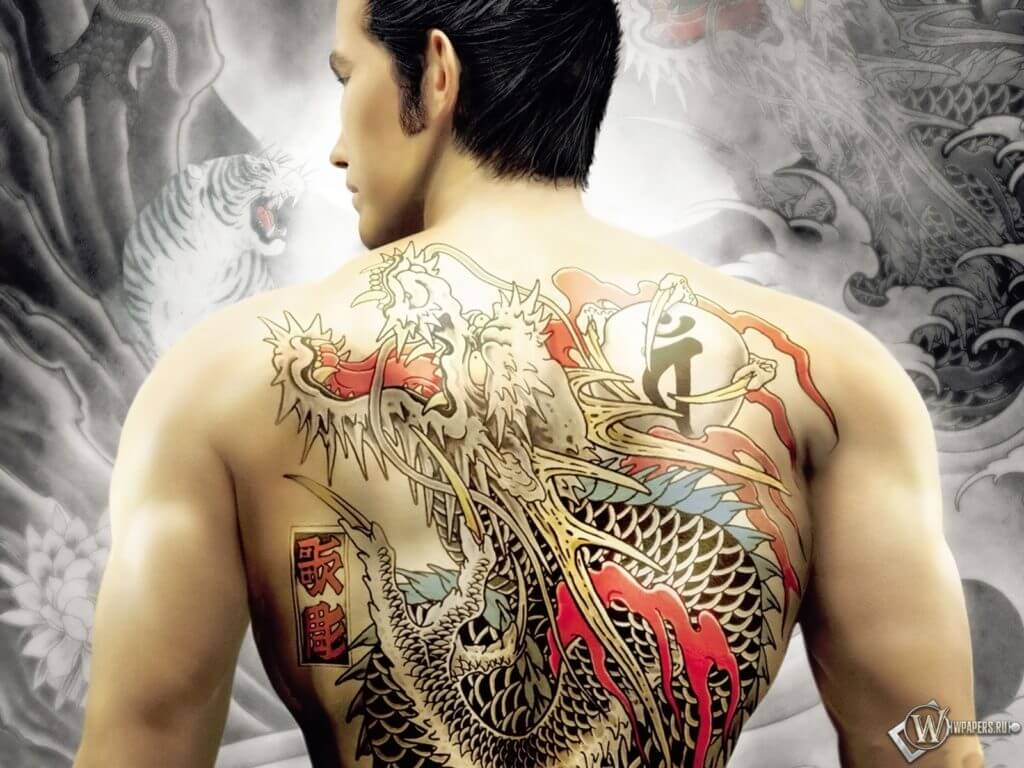10 Dragon Tattoo Ideas 3