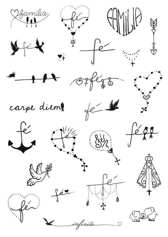 Tattoos for a Girl 7