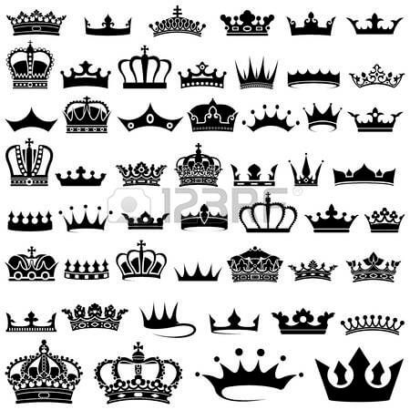 Get a feel of royalty with crown tattoos 5