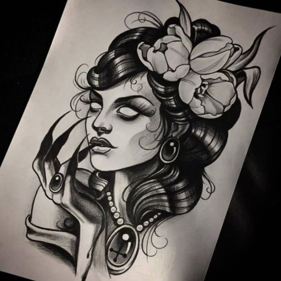 66ff39c3ca601 Devil Angel Tattoo Design Ideas and Meanings with a great gallery!
