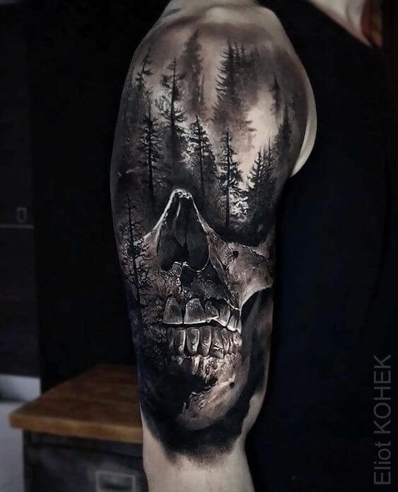 Killer cover-up tattoo ideas that will leave you spellbound 17