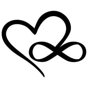 Here are top 10 ideas for embossing an infinity tattoo 5