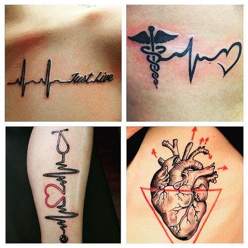 The best type of medical tattoo a medical professional can get 1