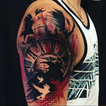A Review of The Rising Dragon Tattoo Parlor in New York City 1