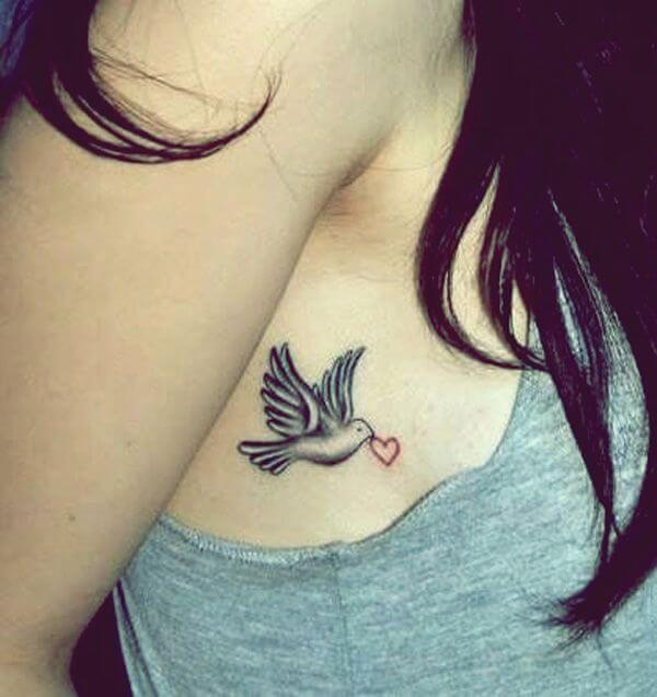 A guide on best of the dove tattoos ideas 9