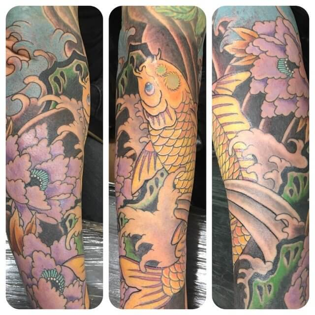A Review of The Rising Dragon Tattoo Parlor in New York City 4