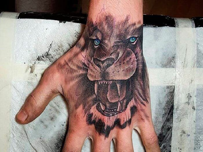 20 Hand Tattoo Ideas With Pictures 12