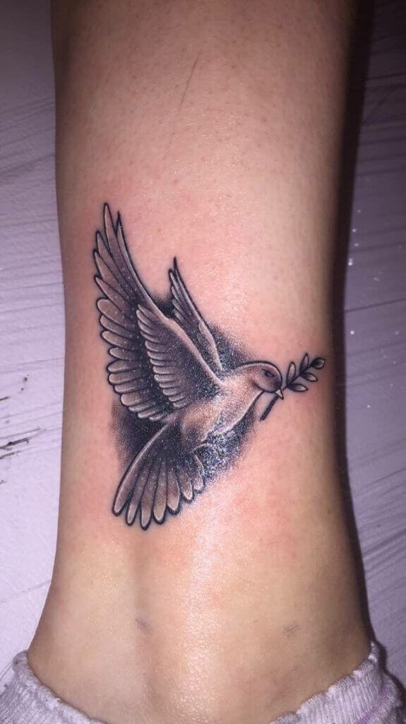 A guide on best of the dove tattoos ideas 8