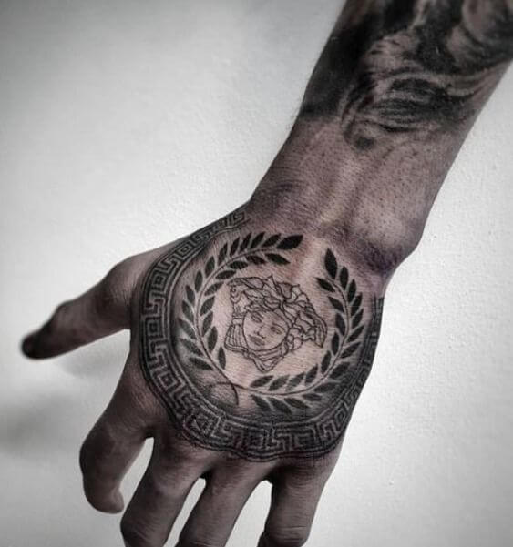 20 Hand Tattoo Ideas With Pictures 17