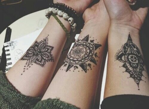 Enlisting the best Ideas for Buddhist Tattoos 57