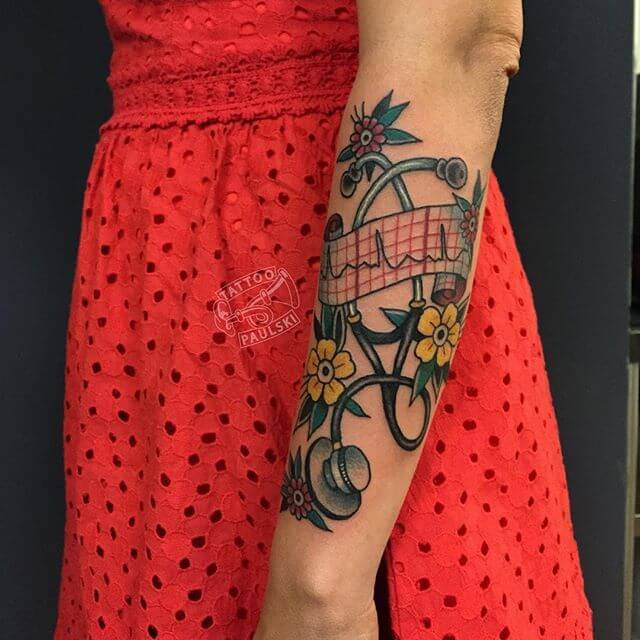 The best type of medical tattoo a medical professional can get 17
